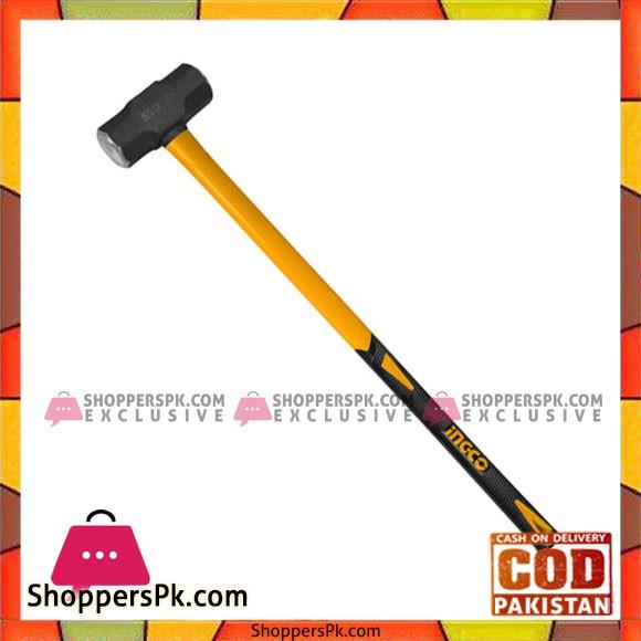 Ingco Big Sledgehammer 4kg Heavy sledgehammer