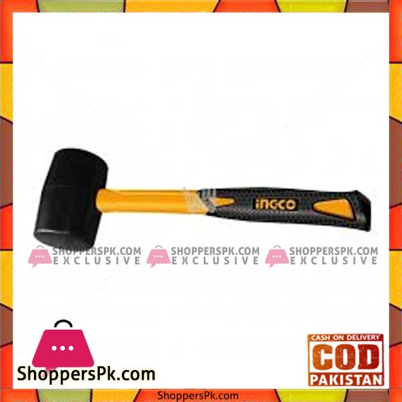 Ingco Rubber Mallet industrial 450g