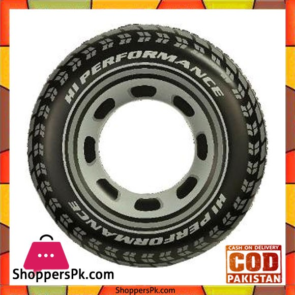 "Intex 36 Giant Tire Tube -30 X 17 X 2"" Cms - 59252"