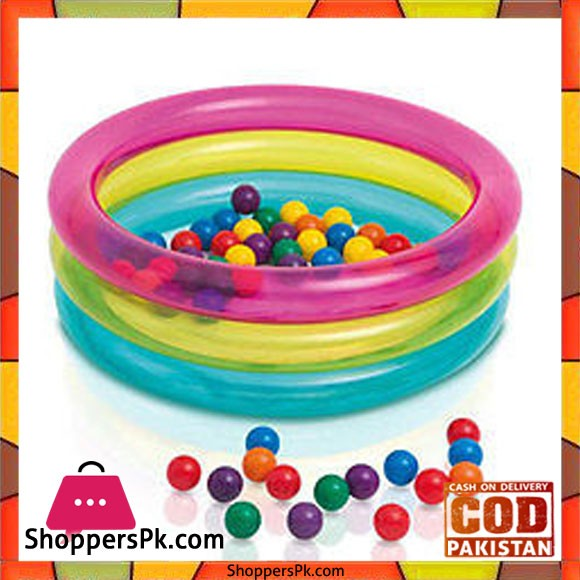 Intex Baby Ball Pit Intex NEW - 86x25CM - 48674