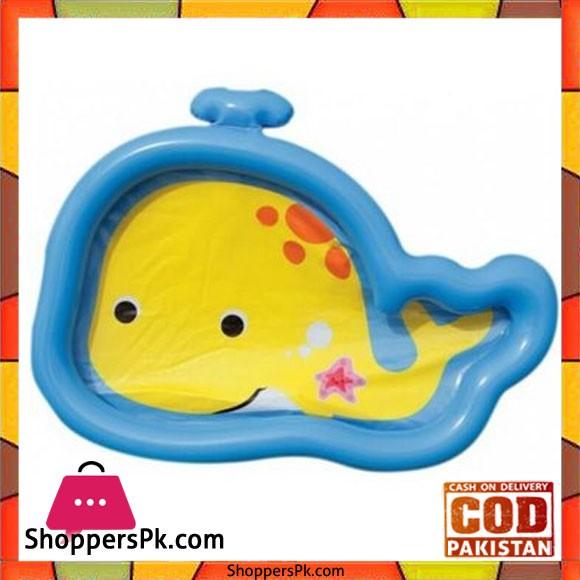 "Intex Childrens Pool Kit -127Х94Х10"" - 59408"
