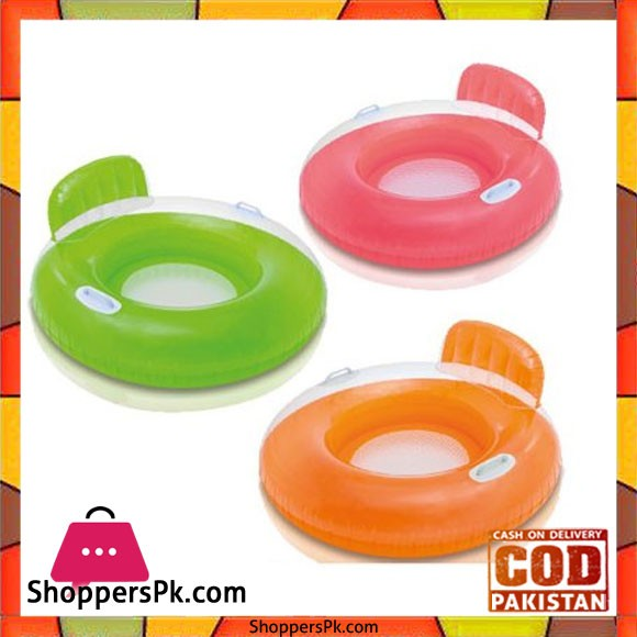 "Intex Candy Armchair Orange Green Fuchsia -102 Cm"" - 56512"