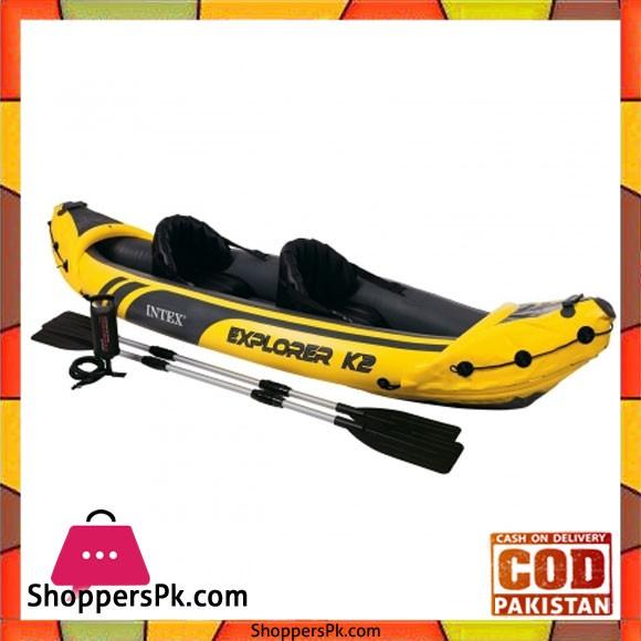 Intex Canoe Explorer - 68307