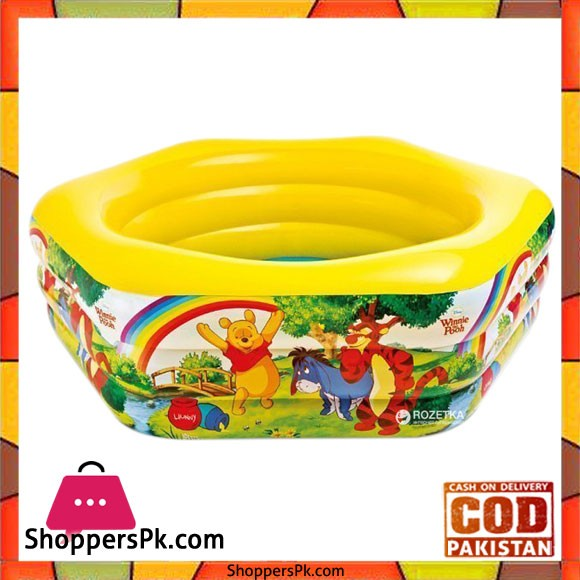 "Intex Children's Inflatable Pool 191x178x61"" Cm - 57494"
