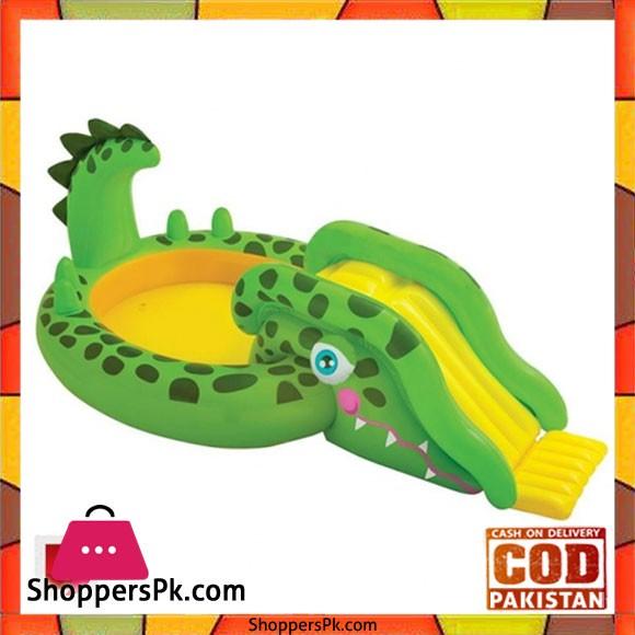 Intex Gator Play Center Pool - 57132