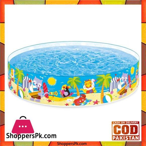 "Intex Hard Pool Beach -96 x 46"" cm - 58457"