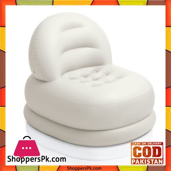 Intex Inflatable Chair White 68592