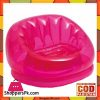 "Intex Inflatable Transparent Chair -104 x 117 x 69"" cm - 68594"