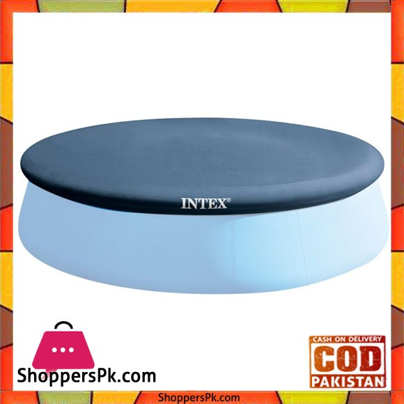 """Intex Inflatable pool cover Easy set -457""""cm - 28023"""