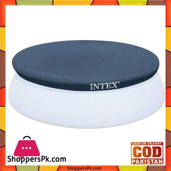 "Intex Pool Cover For Easy Set Swimming Pool -10'(3.05m)"" - 28021"
