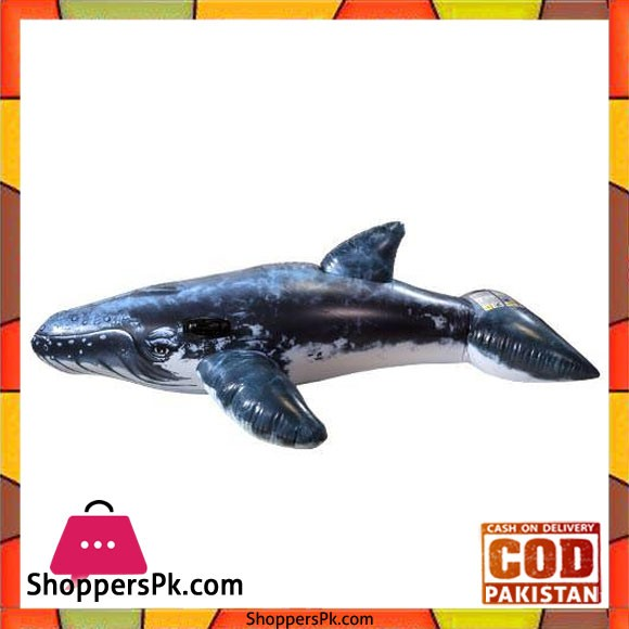 Intex Realistic Ride On Whale