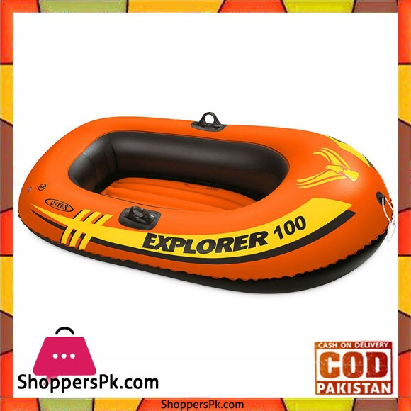 Intex Recreation Explorer 100 Boat - 58329