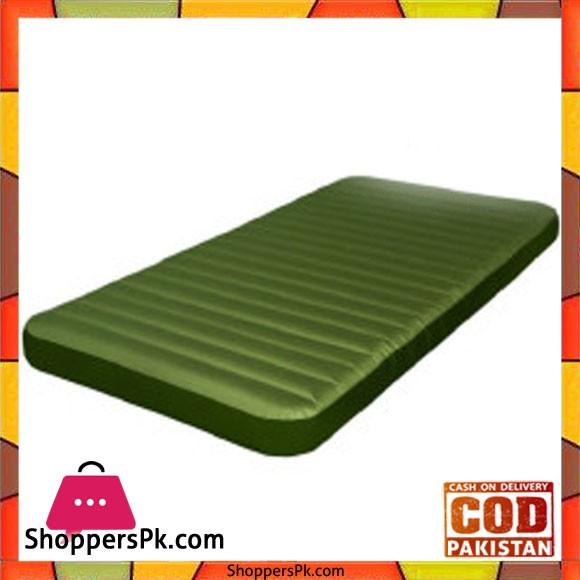 Intex Single Inflatable Mattress Green -191 x 76 x 15 cm' - 68725 in Pakistan
