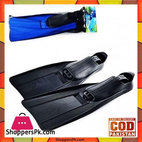 Intex Swim Fins Large Super Sports-for-Adult-US-Size-8-11 - 55935