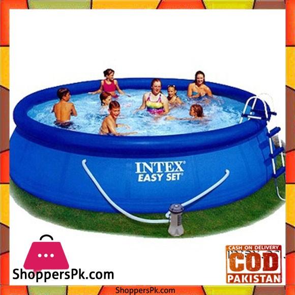 Intex The swimming pool Easy Set Pool - 18 Feet - 56417