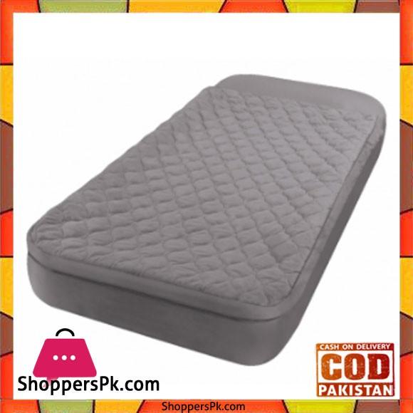 Intex Twin Airbed Sleeping Bag Grey - 66998