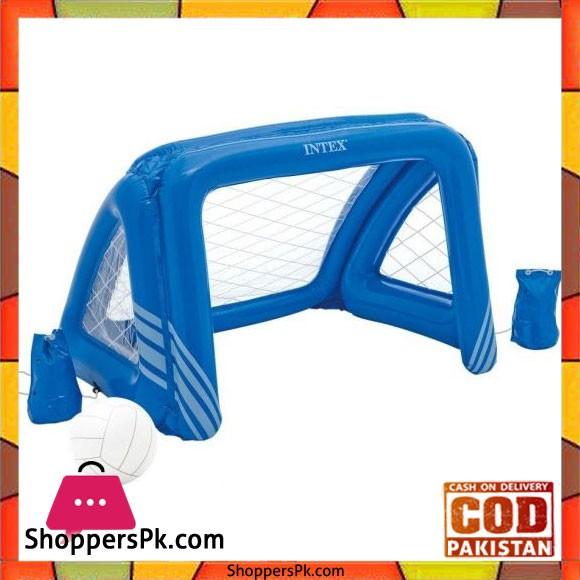 Intex 58507 Water Polo Game 140 x 89 x 81 cm Blue