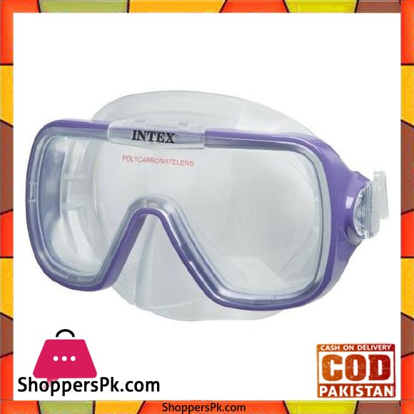 Intex Wave Rider Masks Purple - 55976