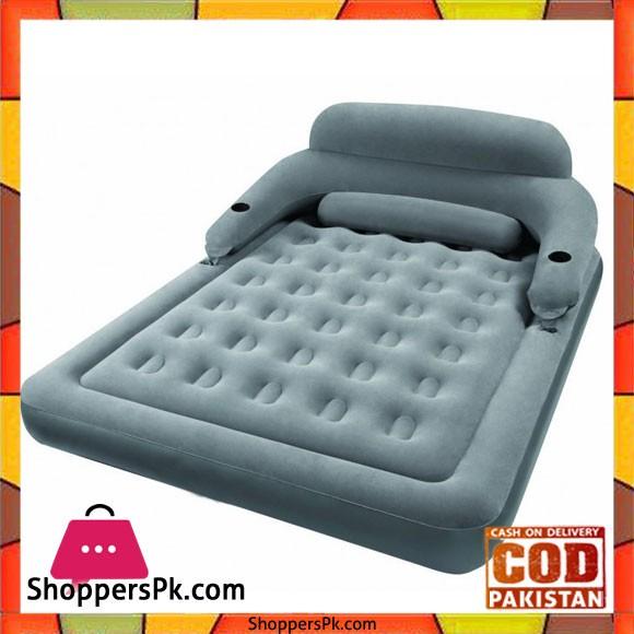 """Intex Inflatable Bed QUEEN 203 X 152 X 71"""" CM - 68916"""