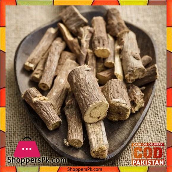 Licorice Roots Mulethi - 1 Kg