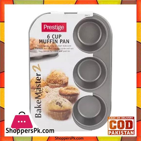 Prestige 6 Cup Muffin Pan PR28611