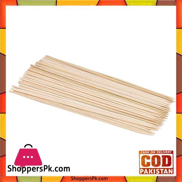Prestige Wooden Skewers Beige PR111