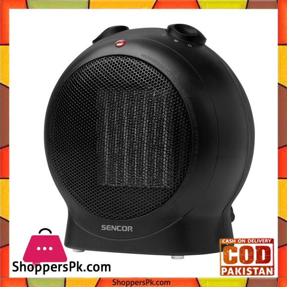 Sencor SFH 8011 Ceramic Heater - Karachi Only