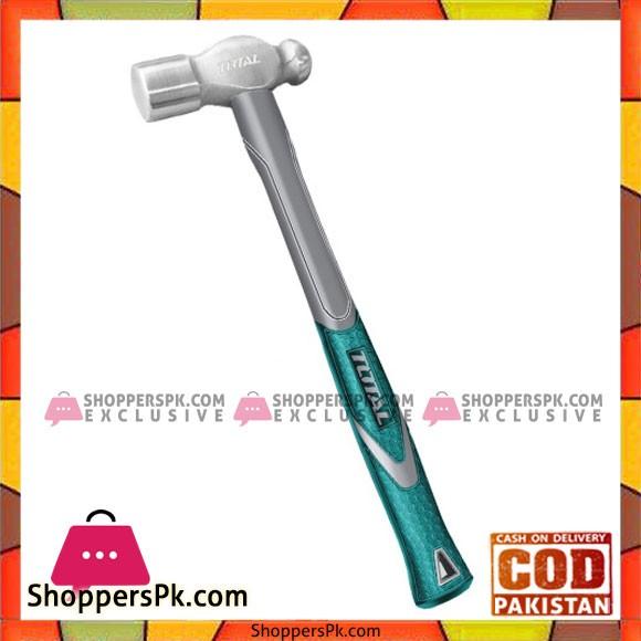 Total Ball pein hammer 48oz 1300g Total Tools Pakistan