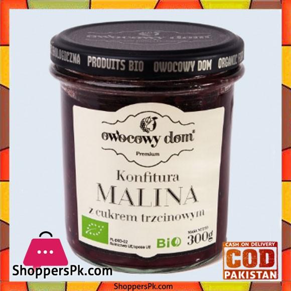 Wasim Badami Bio – Organic Raspberry Jam With Cane Sugar Set of 3