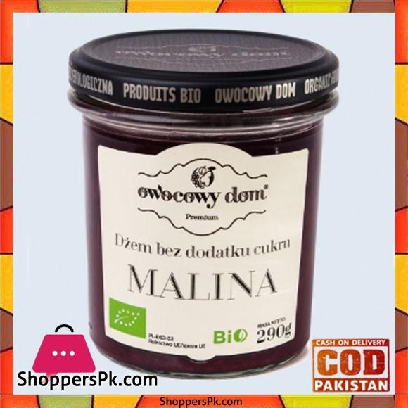 Wasim Badami Bio Organic Raspberry Jam without Sugar Set of 3