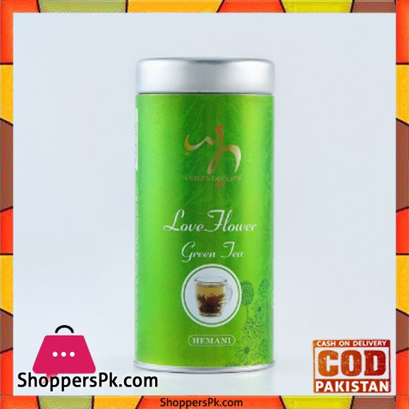 Wasim Badami Love Flower Green Tea Set of 3
