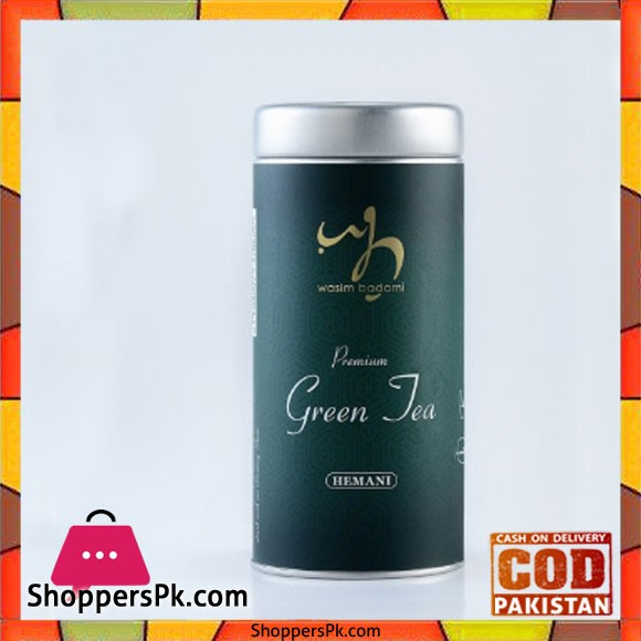 Wasim Badami Premium Green Tea Set of 3