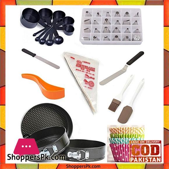 Baking Utensils Deal Pack Of 10