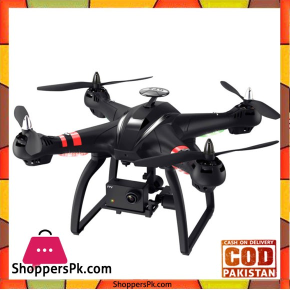 Brushless RC Quadcopter RTF WiFi FPV 8MP Camera 1080P Full DH-X21