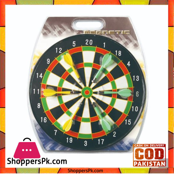 Buy Dart Game Factory Magnetic Dartboard For Kids At Best Price In
