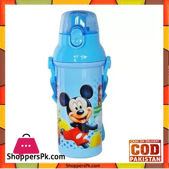 Disney Mickey Mouse Plastic Bottle