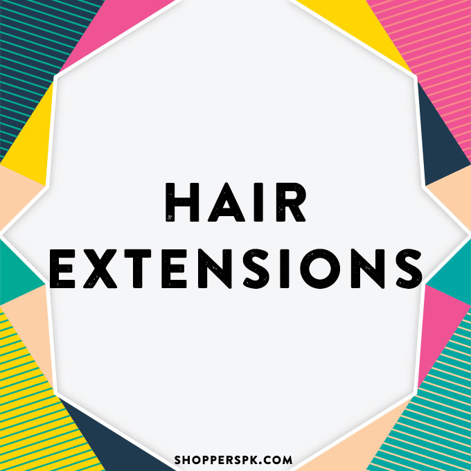 Hair Extensions Price in Pakistan