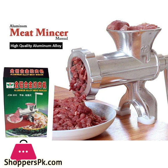 High Quality Manual Aluminium Meat Mincer - JCW-B10
