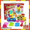 Ice Cream Double Twister Modling Clay For Kids