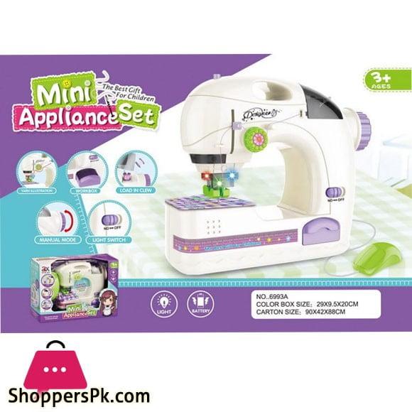 Mini Appliance Set Swing Machine