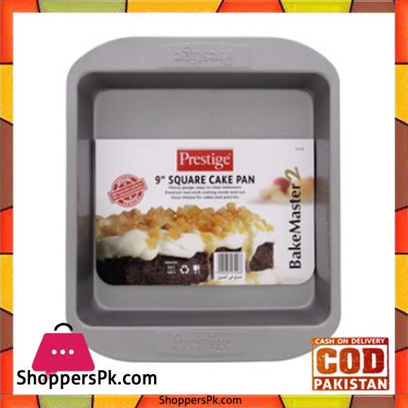 Prestige 9 Inch Square Cake Pan 57446