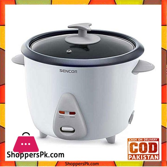 Sencor SRM 1500WH Rice Cooker White