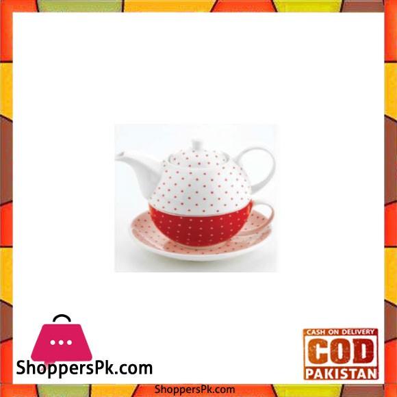 Symphony Tea Pot Polka ES7101