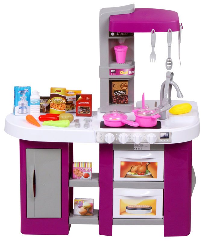 Buy Talented Chef Kitchen Set 53 Pcs For Kids At Best Price In Pakistan