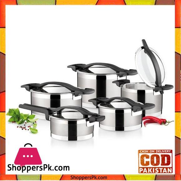 Tescoma Cookware Set -780610 Italy Made