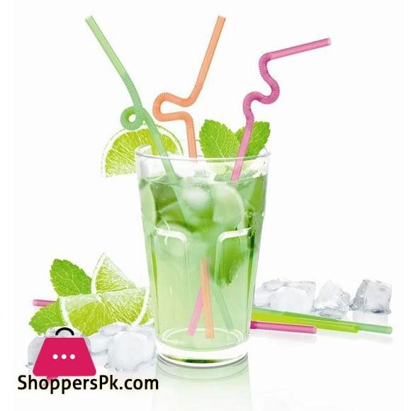 Tescoma My Drinking Straws Long Hinge Set of 40 Pcs #308856