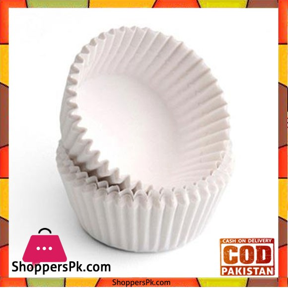 Tescoma Delicia Paper Baking Cup ø 6 cm – 100 pcs - Italy Made #630630