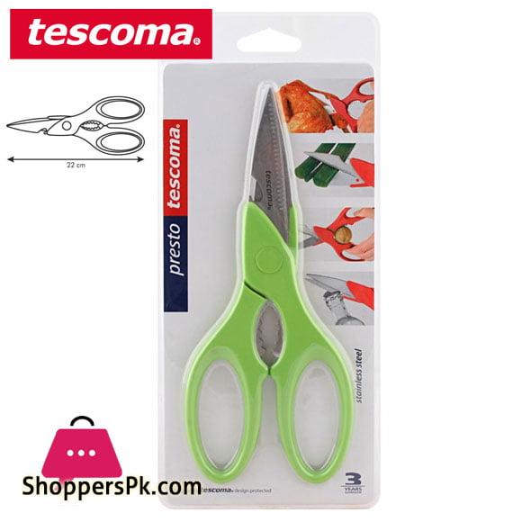 Tescoma Presto Multi-Functional Shears Scissor Italy Made - #888225