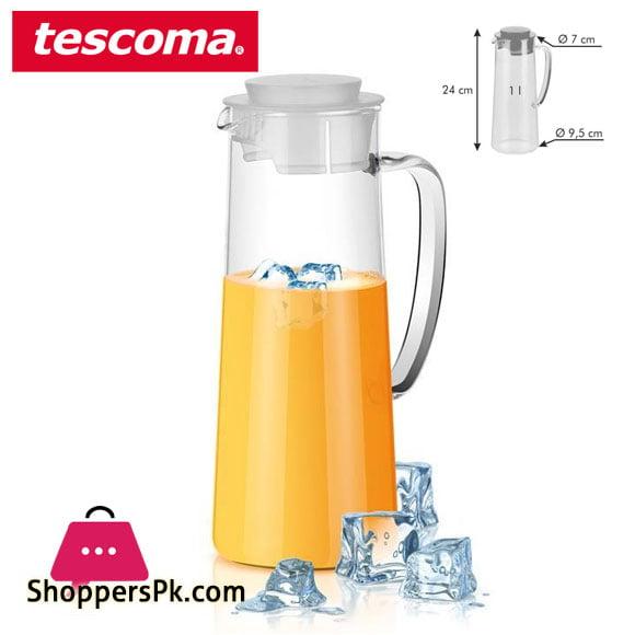 Tescoma Teo Pitcher 1 - Liter Jug - Italy Made #646616