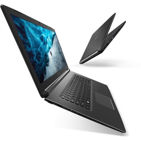 "Acer Aspire 7 A715-71G Gaming Laptop, 7th Gen Ci7 7700HQ 8GB 1TB NVIDIA GeForce GTX 1050 Ti 4GB GC 15.6"" FHD Win10"